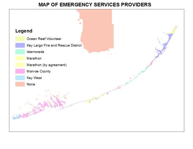 Fire-Rescue Map